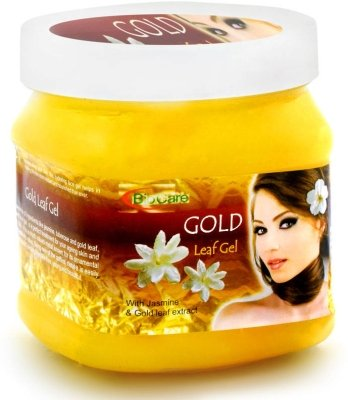 BioCare Gold Leaf Gel  available at Nykaa for Rs.194