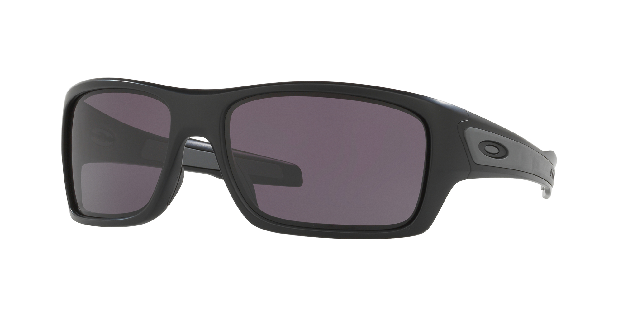 Oakley Grey Wrap Around Sunglasses - OO9263_01_65-17