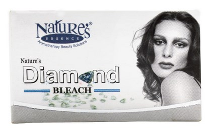 Nature's Essence Diamond Bleach  available at Nykaa for Rs.65