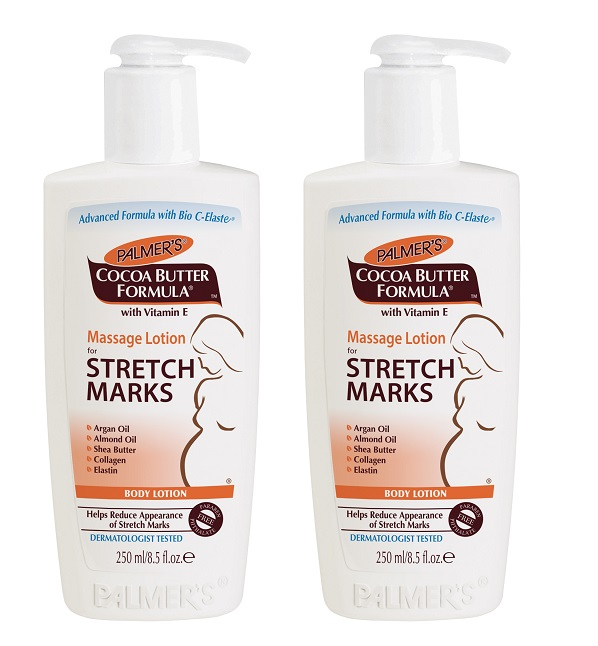 Palmer's Cocoa Butter Formula Massage Lotion Pack of 2  available at Nykaa for Rs.808