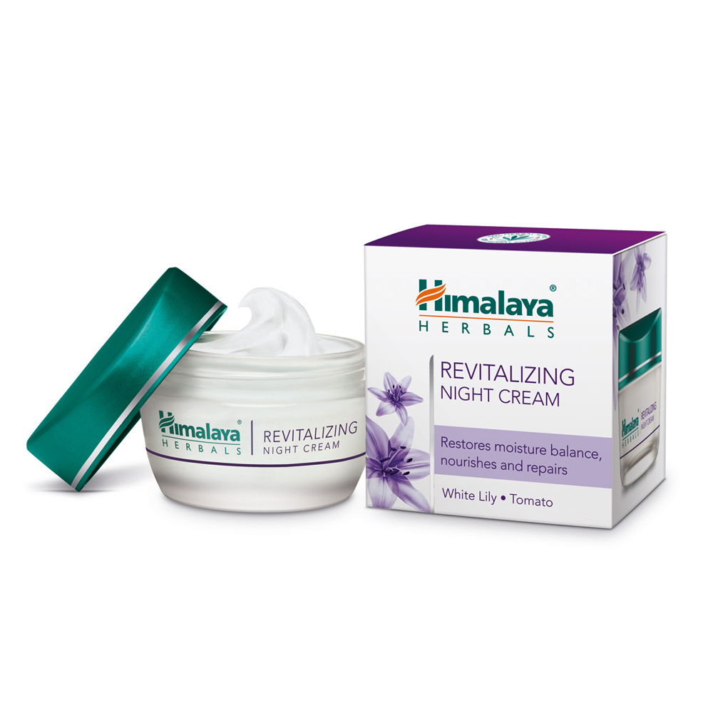 Himalaya Herbals Revitalizing Night Cream  available at Nykaa for Rs.170