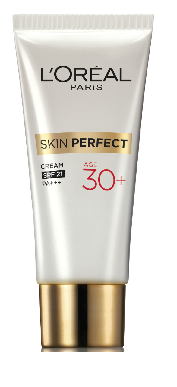 L'Oreal Paris Age 30+ Skin Perfect Cream SPF 21 PA+++  available at Nykaa for Rs.149