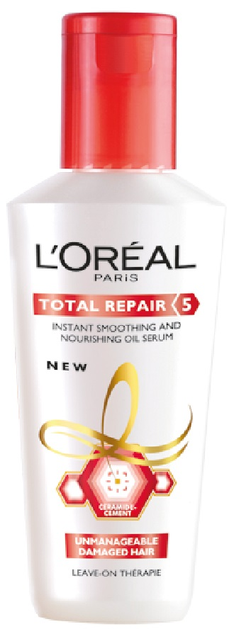 L'Oreal Paris Total Repair 5 Serum  available at Nykaa for Rs.150