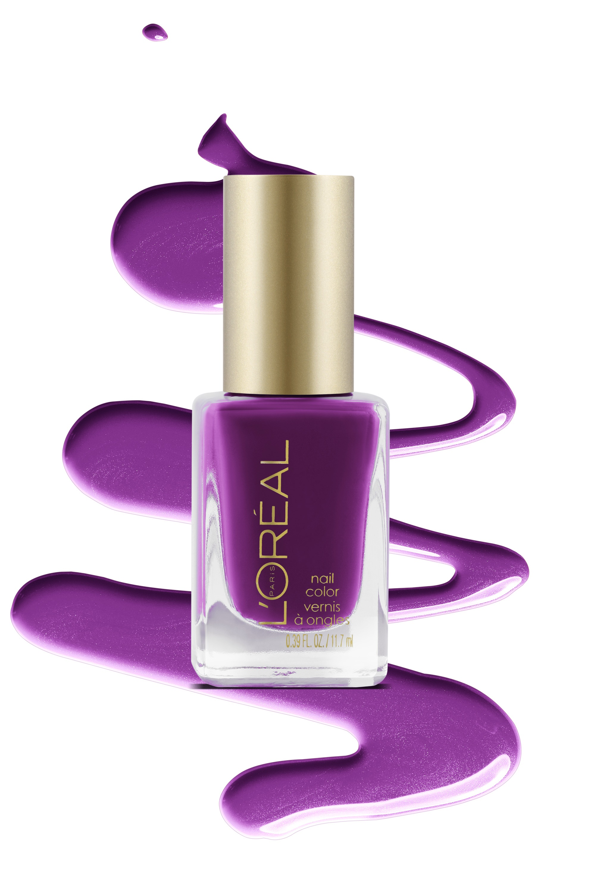L'Oreal Paris Color Riche Nail Color - 500 Violet Vixen  available at Nykaa for Rs.299