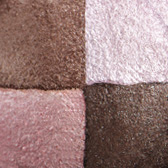Pink Sensibilities - Pinky Brown/Chocolate Brown/Yellow Pink/Icy Blue Pink