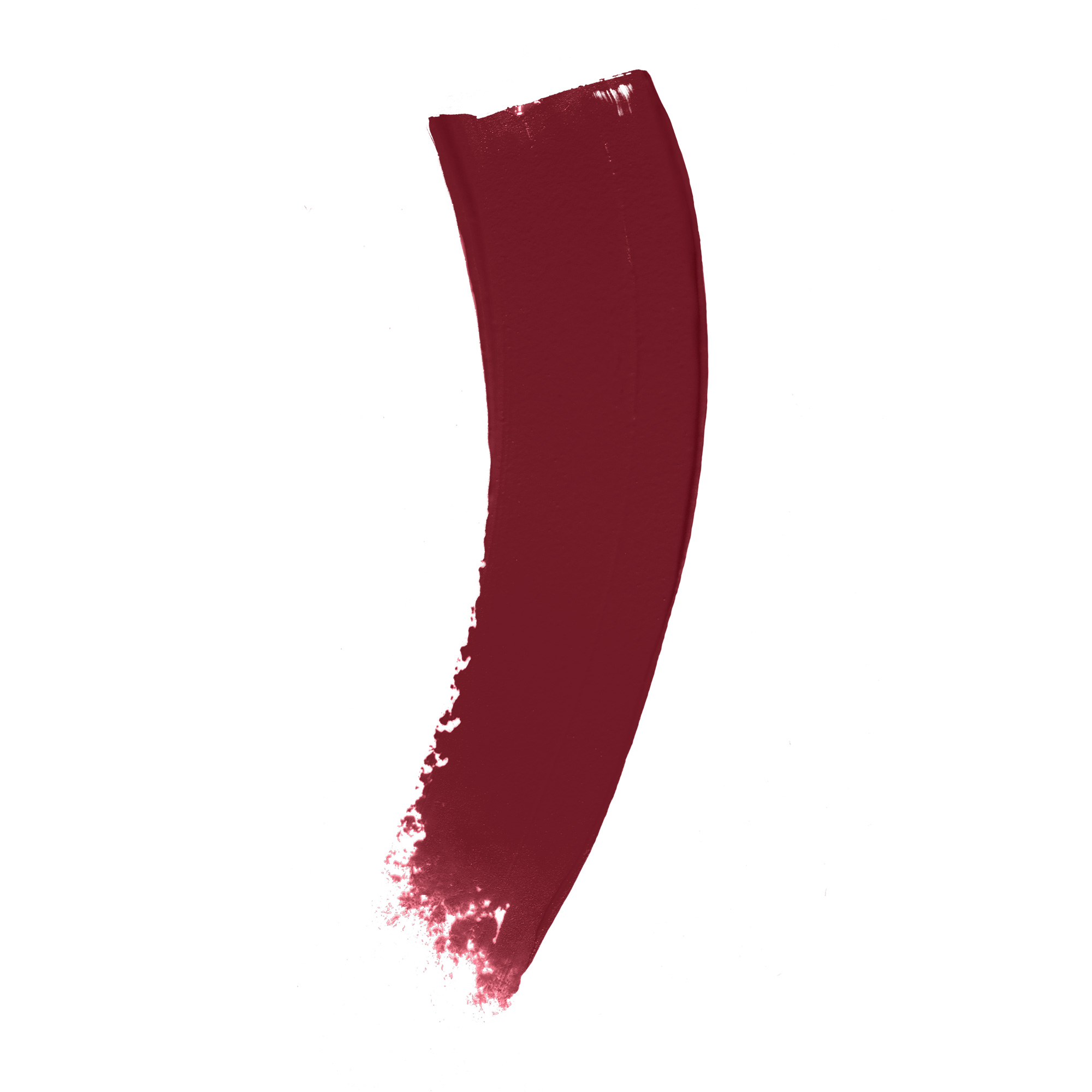 Matte Finish - Stacked - Deep Wine