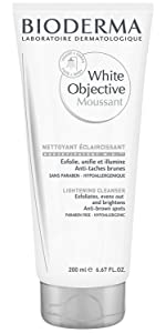 White Objective Lightening Gel Cleanser- 200ml