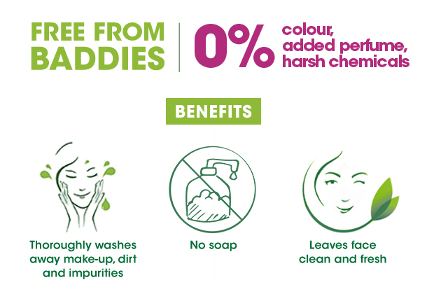 Refreshing_Facial_Wash benefits