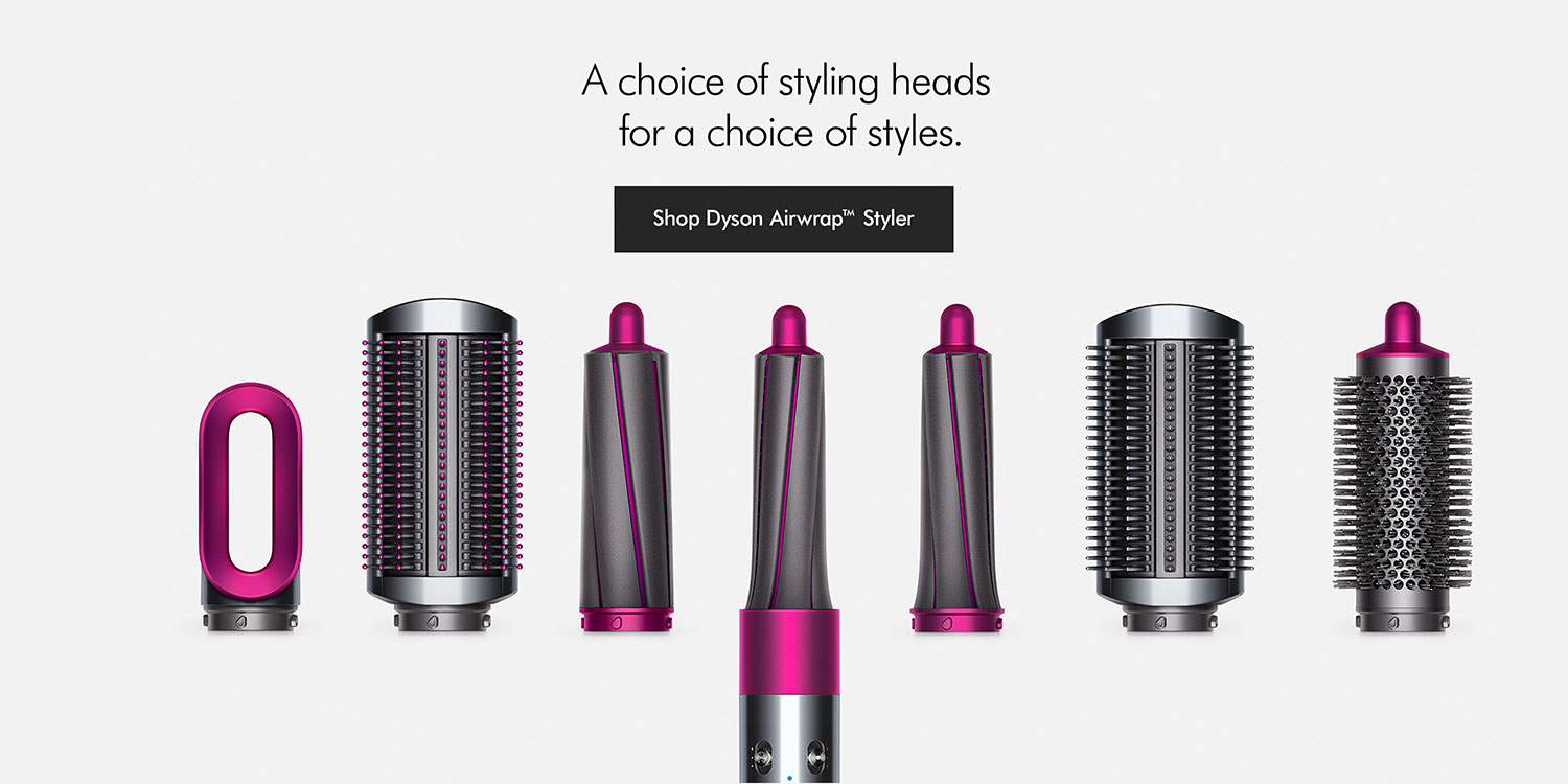 Buy Dyson Airwrap Styler Volume Shape At Nykaa Com