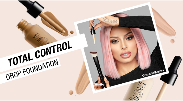 Nyx Professional Makeup Total Control Drop Foundation At Nykaacom