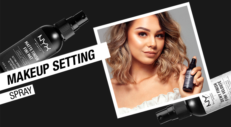 Dewy Finish Makeup Setting Spray by NYX Professional Makeup #7