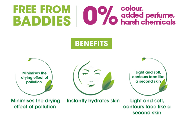 Pollution Protect Sheet benefits