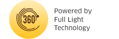 Powered by Full Light Technology