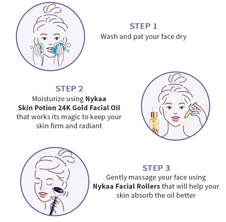 your daily skincare regime