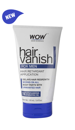 WOW Skin Science Hair Vanish For Men
