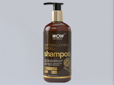 Hair Loss Control Therapy Shampoo step1