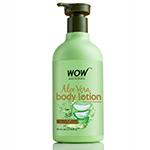 WOW Skin Science Aloe Vera Ultra Light Hydration Body Lotion