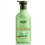 WOW Skin Science Aloe Vera Ultra Light Hydration Body Lotion