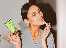 WOW Skin Science Matcha Green Tea Face Mask step2