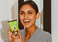 WOW Skin Science Matcha Green Tea Face Mask step3