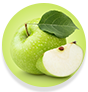 WOW Skin Science Kids Green Apple 3 in 1 Tip to Toe Wash - Shampoo + Conditioner + Bodywash has Refreshing Apple Fragrance