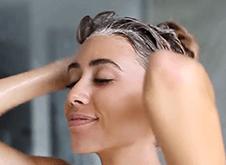 WOW Skin Science Moroccan Argan Oil Shampoo step1