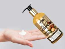 WOW Skin Science Moroccan Argan Oil Conditioner step1