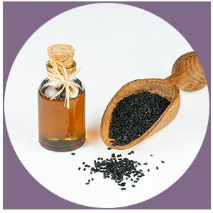 Onion Black Seed Oil