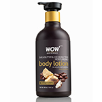WOW Skin Science Shea & Cocoa Butter Moisturizing Deep Hydration Body Lotion