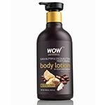 WOW Skin Science Shea & Cocoa Butter Moisturizing Deep Hydration Body Lotion