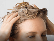 Hair Loss Control therapy Conditioner step2