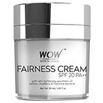 WOW Skin Science Fairness Cream SPF 20PA++