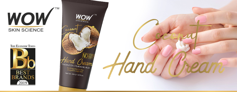 WOW Skin Science Hand Cream