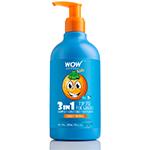 WOW Skin Science Kids Sweet orange 3 in 1 Tip to Toe Wash