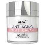 WOW Skin Science Anti Aging Night Cream