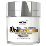 WOW Skin Science 10-in-1 Active Miracle Day Cream SPF 15 PA++