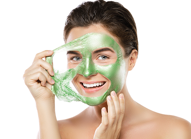 WOW Skin Science Aloe Vera Peel-Off Gel mask