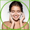 WOW Skin Science Brightening Vitamin C Face Wash makeup residue
