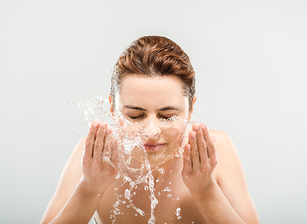 WOW Skin Science Apple Cider Vinegar Face Wash step3