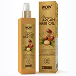WOW Skin Science Moroccan Argan Hair Oil