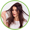 WOW Skin Science Hair Mask for Dry & Damaged Hair Works by shielding hair from sun's UV rays
