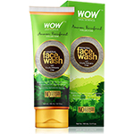 WOW Amazon Rainforest Collection - Mineral Face Wash with Crude Volcanic Clay
