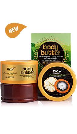WOW Skin Science Amazon Rainforest Body Butter