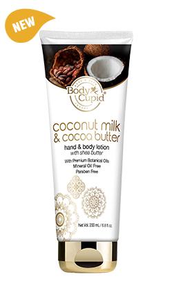 Body Cupid Coconut Milk Body Lotion