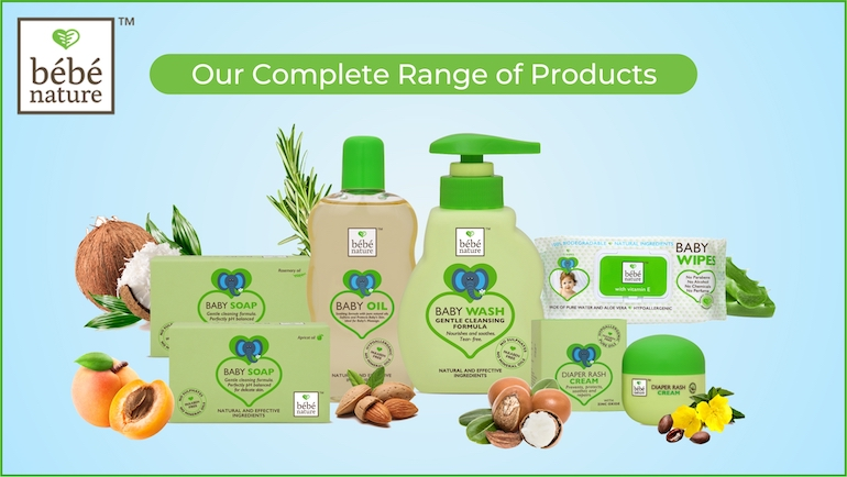 Babe Nature Complete Range of Products