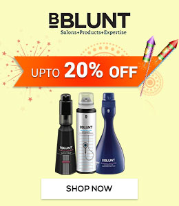 Get Online Offers on BBlunt Products Upto 20% off