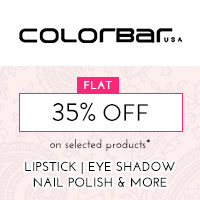 Get Online Offers on Colorbar Products Flat 35%