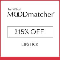 Get Online Offers on Fran Wilson Moodmatcher Products Flat 15% off