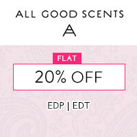 Get Online Offers on All Good Scents Products Flat 20% off