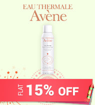 Get Online Offers on Avene Products Flat 15% off